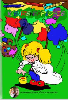 Cover Kleurenexplosie