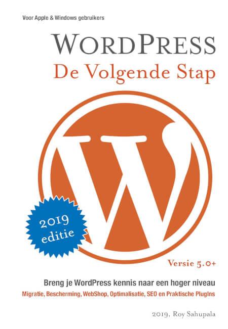Cover Wordpress - De volgende stap