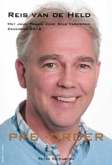 Cover De Reis van de Held Nederland - December 2016
