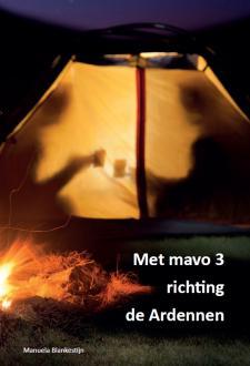 Cover Met mavo 3 naar de Ardennen