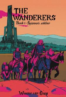 Cover The Wanderers, Book I