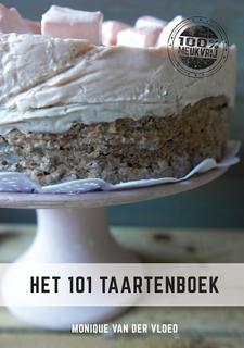b7bfdfee851 Boek: 101 Taartenboek - Geschreven door Monique van der Vloed
