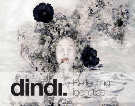 Cover Portfolio dindi. Reflecting Identities A4