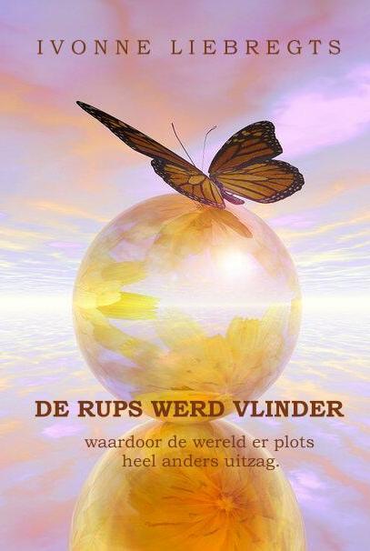 Cover De rups werd vlinder (HB)