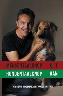 Cover Mensentaalknop UIT Hondentaalknop AAN