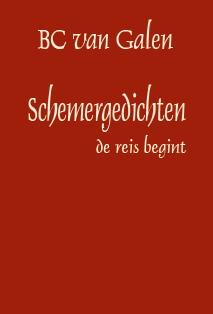 Cover Schemergedichten