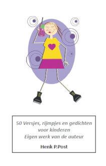 Cover 50 versjes, rijmpjes en gedichten voor kinderen