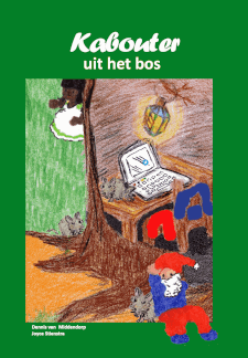 Cover Kabouter uit het bos