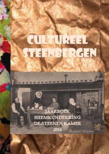 Cover Jaarboek Steenen Kamer 2016