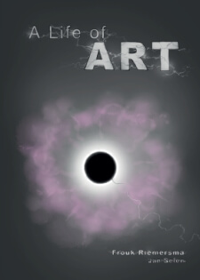 Cover A life of Art
