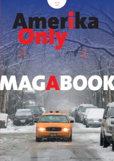 Cover Amerika Only Magabook   Winter 2016 (Cover: New York)