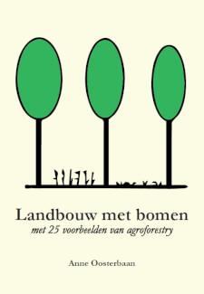 Cover boek Landbouw met bomen