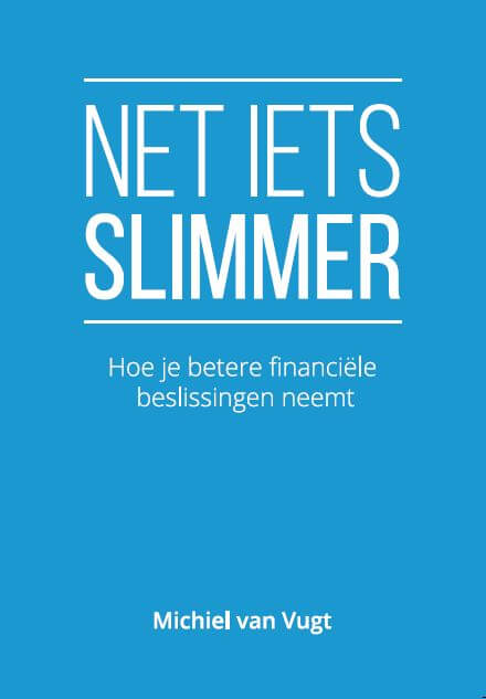 Cover Net iets slimmer