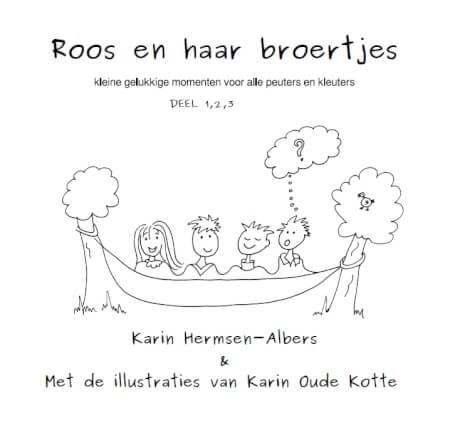 Cover Roos en haar broertjes
