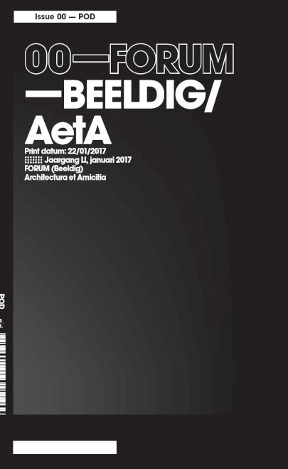 Cover 00 - BEELDIG