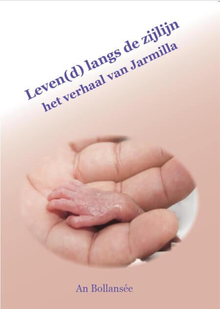 Cover Leven(d) langs de zijlijn - het verhaal van Jarmilla