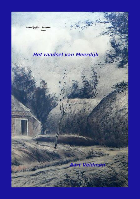Cover Het raadsel van Meerdijk