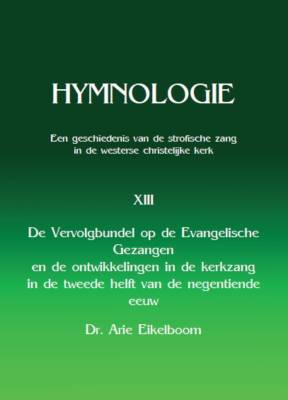 Cover Hymnologie XIII