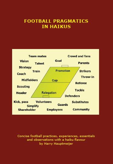 Cover  Football Pragmatics in Haikus