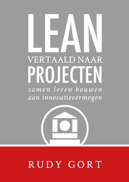 Cover LEAN vertaald naar projecten, 2e druk