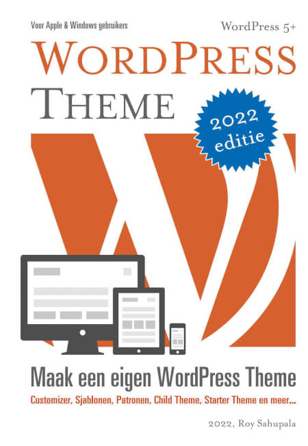 Cover WordPress Theme