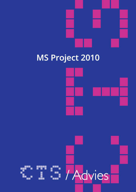 Cover MS Project 2010