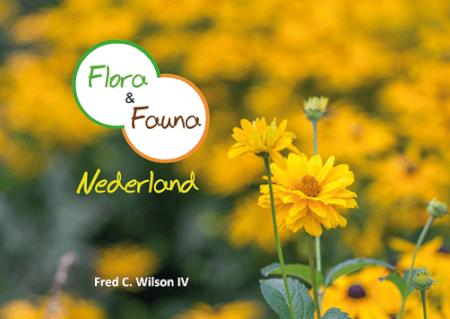 Cover Flora en Fauna Nederland