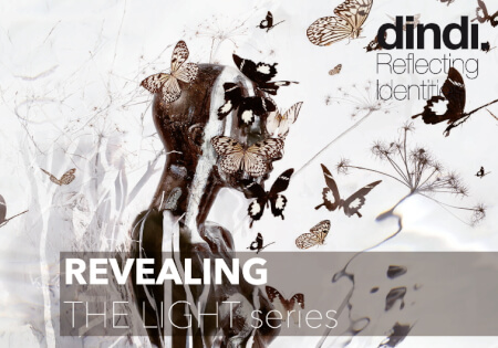 Cover A5 dindi - REVEALING THE LIGHT Series