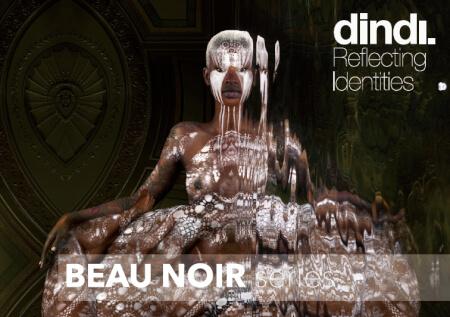 Cover A5 dindi Beau Noir Series
