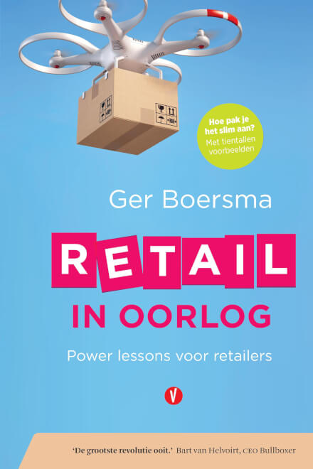 Cover Retail in oorlog