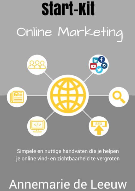 Cover Start-kit Online Marketing