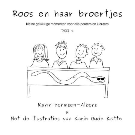 Cover Deel 2_Roos en haar broertjes