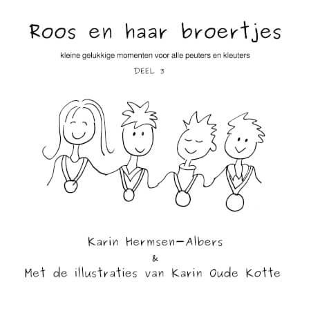 Cover Deel 3_Roos en haar broertjes