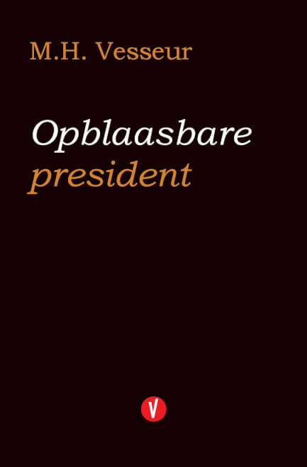 Cover Opblaasbare president