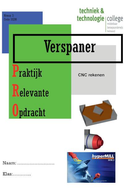 Cover PRO 9 & 10 cnc rekenen