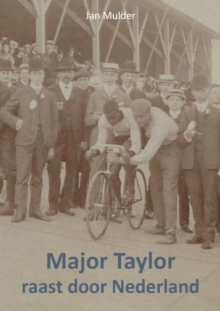 Cover Major Taylor raast door Nederland