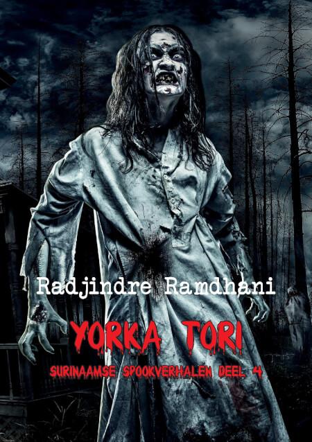 Cover Jorka Tori deel 4