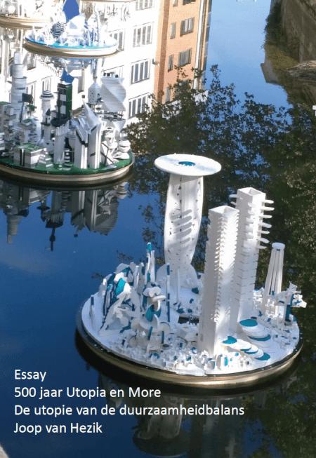 Cover Essay  500 jaar Utopia en More