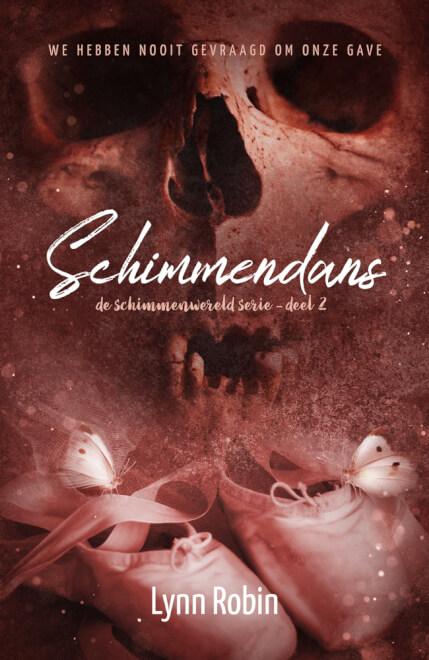 Cover Schimmendans - Hardcover