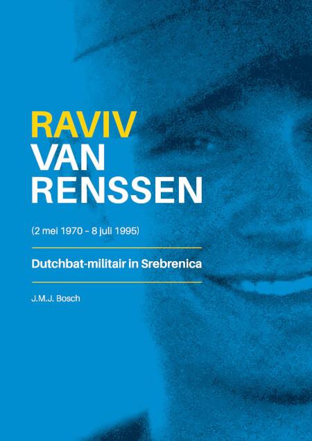 Cover Raviv van Renssen