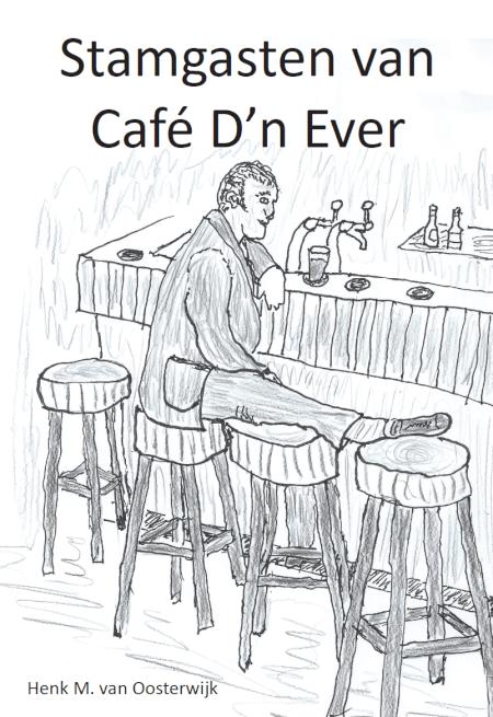 Cover Stamgasten van café D'n Ever