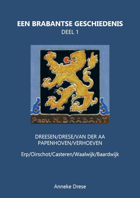 Cover Een Brabantse Geschiedenis  Deel I