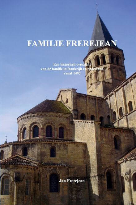 Cover FAMILIE FREREJEAN