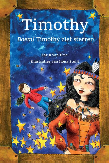 Cover Boem! Timothy ziet sterren