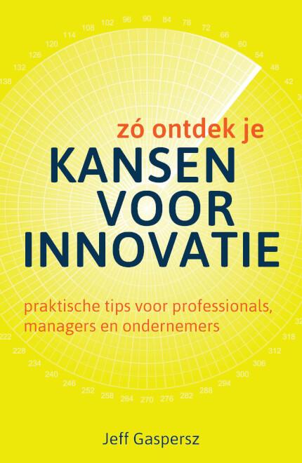 Cover Zo ontdek je kansen voor innovatie
