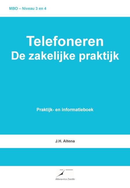 Cover Telefoneren