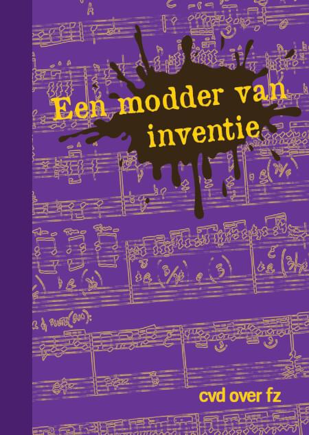 Cover Een modder van inventie
