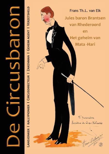 Cover De Circusbaron