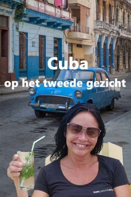 Cover Cuba op het tweede gezicht