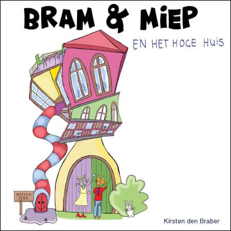 Cover Bram & Miep